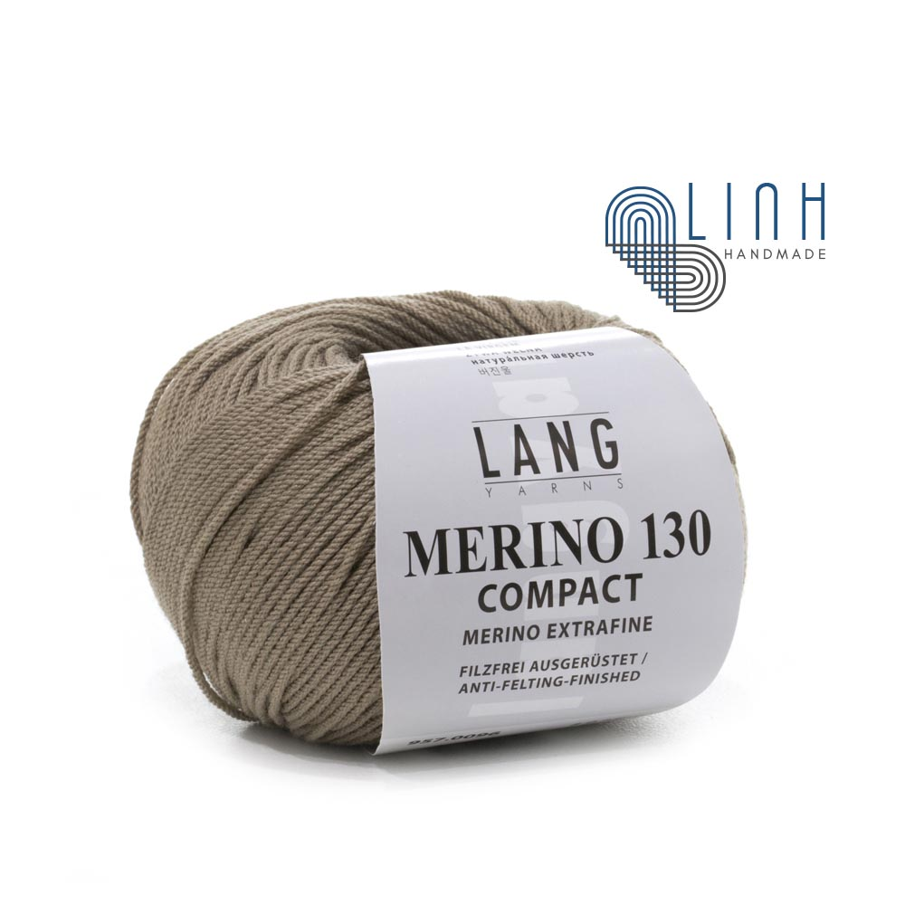 Len Lang Merino 130 Compact