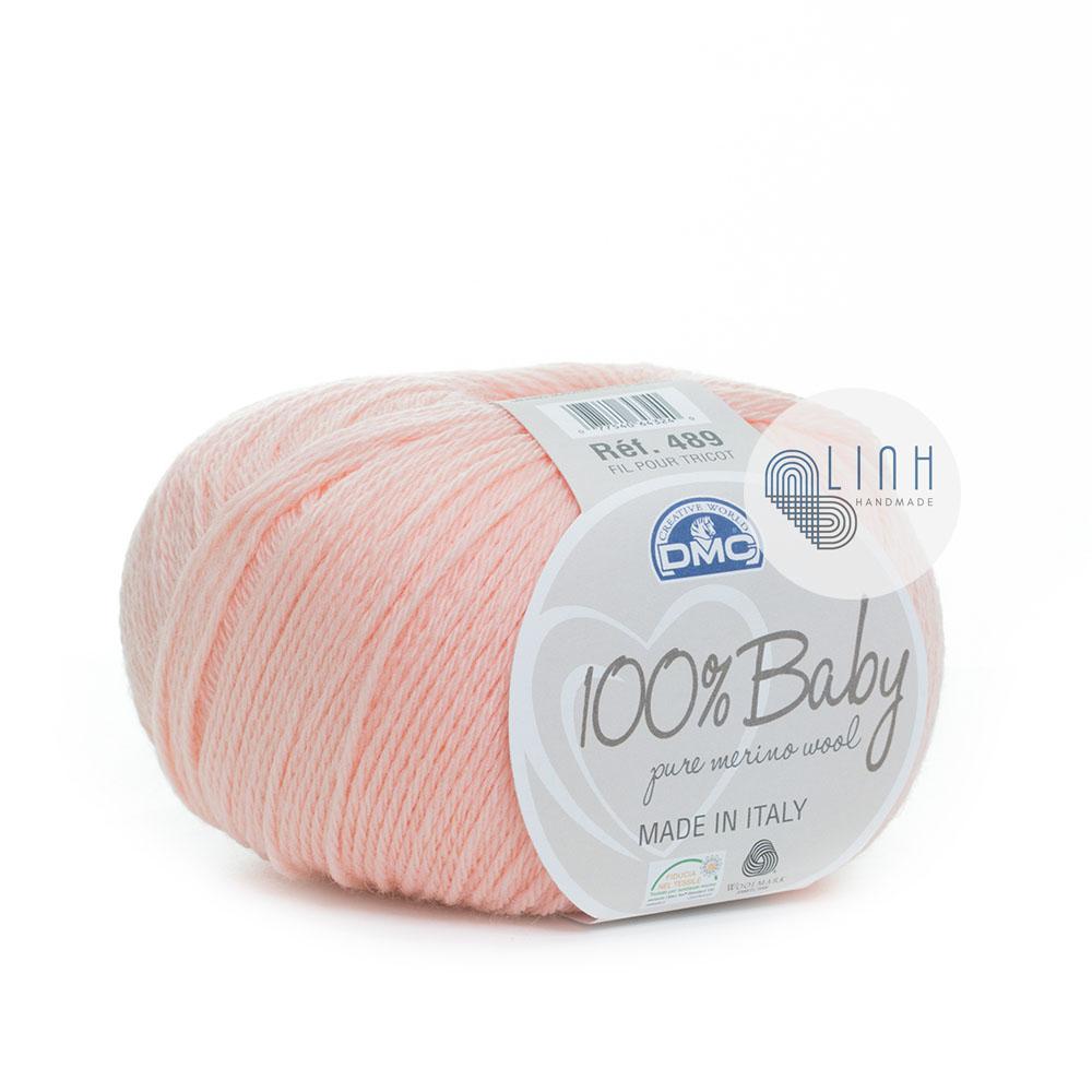 Len DMC 100% Baby Pure Merino