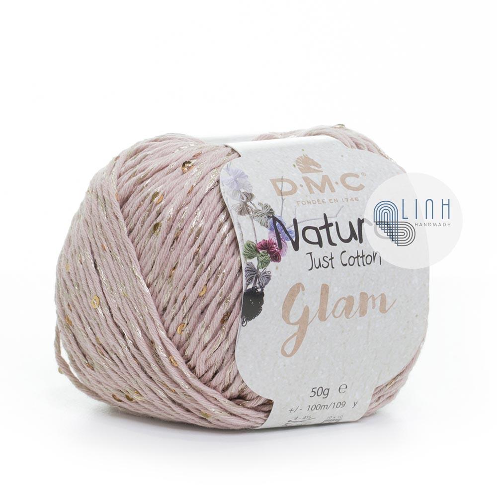 Sợi Cotton DMC Natura Glam