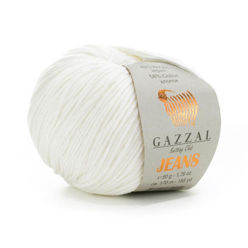 Cuộn Len Gazzal Jeans