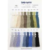 Cuộn len lông cừu merino pha cashmere Lana Gatto VIP