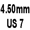4.50mm