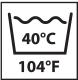 giặt nước 40oC