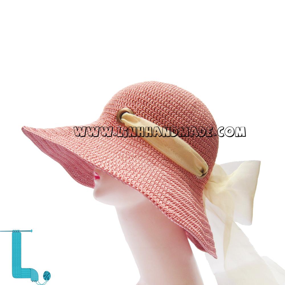 Mũ Vành Đi Biển